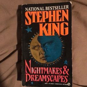 Nightmares and Dreamscapes by Stephen King book